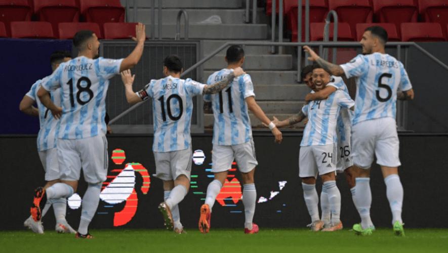 Fecha y hora en Guatemala del partido Bolivia vs. Argentina, Copa América   Junio 2021