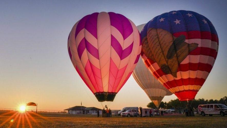 Festival de Globos Aerostáticos en Guatemala | Septiembre 2021
