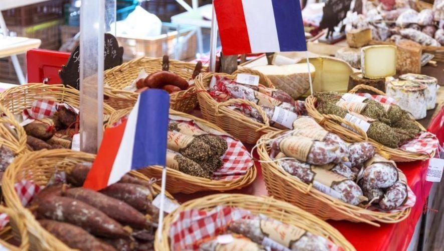 Festival gastronómico Sabores de Francia de la Alianza Francesa   Junio 2021
