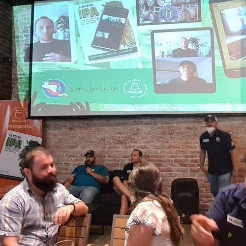 Guatemala formó parte de laCopa Centroamericana de Cerveceros Caseros 2021