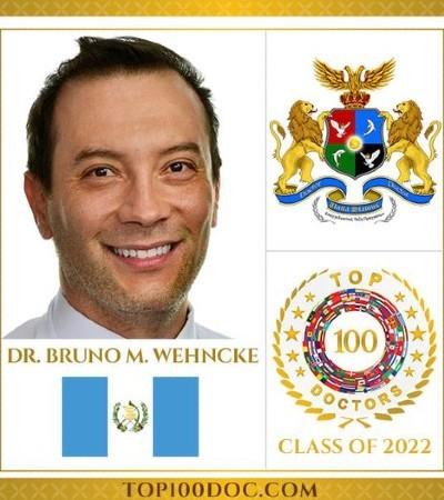 Guatemalteco está en ranking de los 100 doctores del mundo del Global Summits Institute