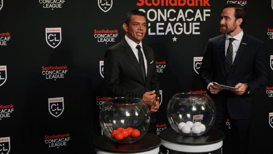Hora y canal para ver en vivo el sorteo de la Liga Concacaf   Junio 2021