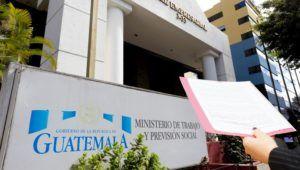 Kiosco del empleo para guatemaltecos, en Ciudad de Guatemala | Junio 2021