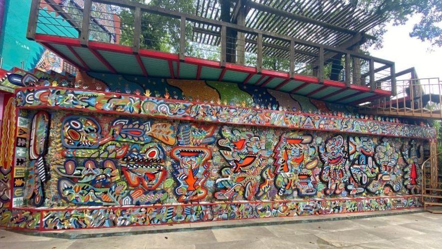 La estación transparente del deseo un espacio artístico hecho por guatemaltecos