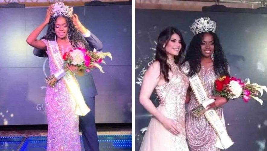 La guatemalteca Jansodin Zúñiga fue elegida como la nueva Miss Supranational Guatemala 2021