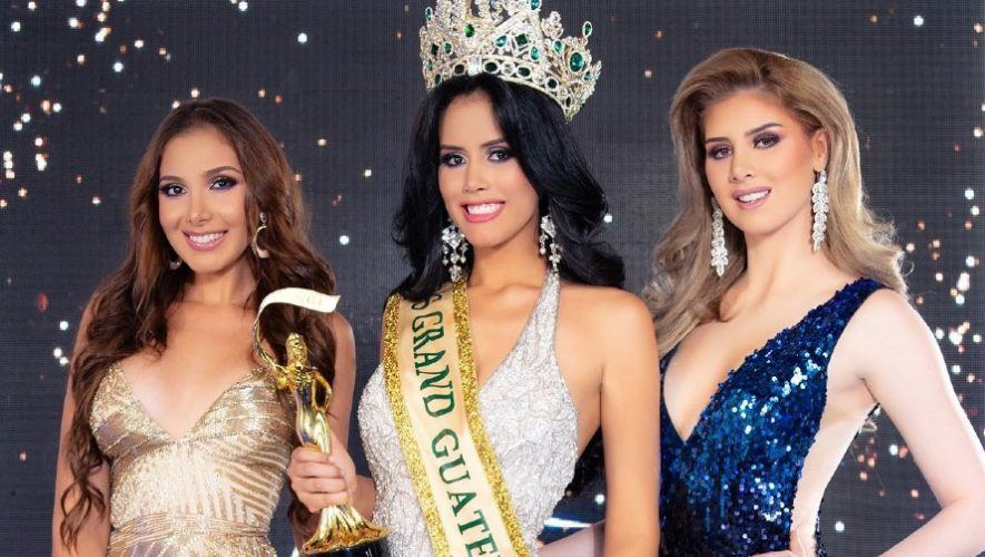 La guatemalteca María José Sazo fue coronada como la nueva Miss Grand Guatemala 2021