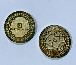 Las monedas conmemorativas de Guatemala.com que celebran el Bicentenario del país-1