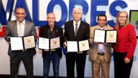 Los nuevos integrantes de la Galería de los Notables del Deporte 2021