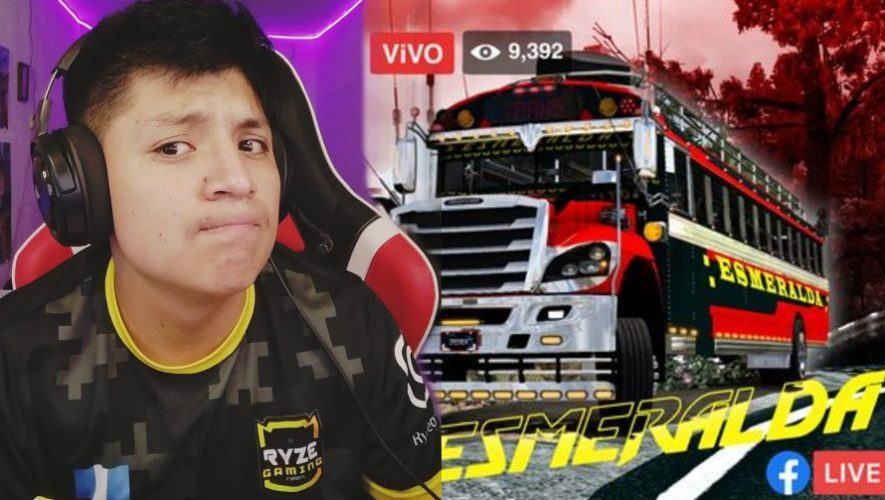 Marco Xicay, quetzalteco innovó diseño de camionetas guatemaltecas en simulador de juegos
