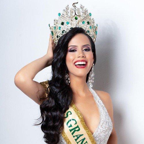 María José Sazo Melendez miss grand guatemala 2021