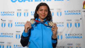 Mariandré Chacón impuso nuevo récord nacional de 100 metros en Costa Rica, mayo 2021