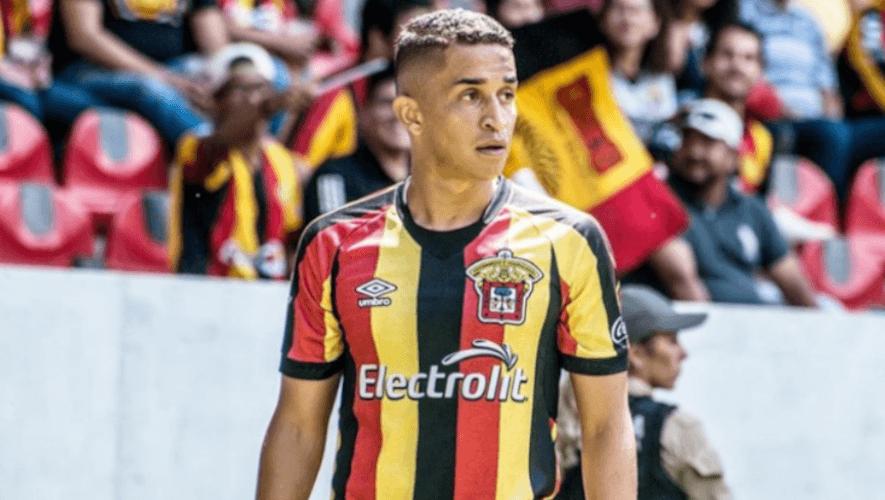 Marvin Ceballos regresará a jugar con los Leones Negros de la Universidad de Guadalajara