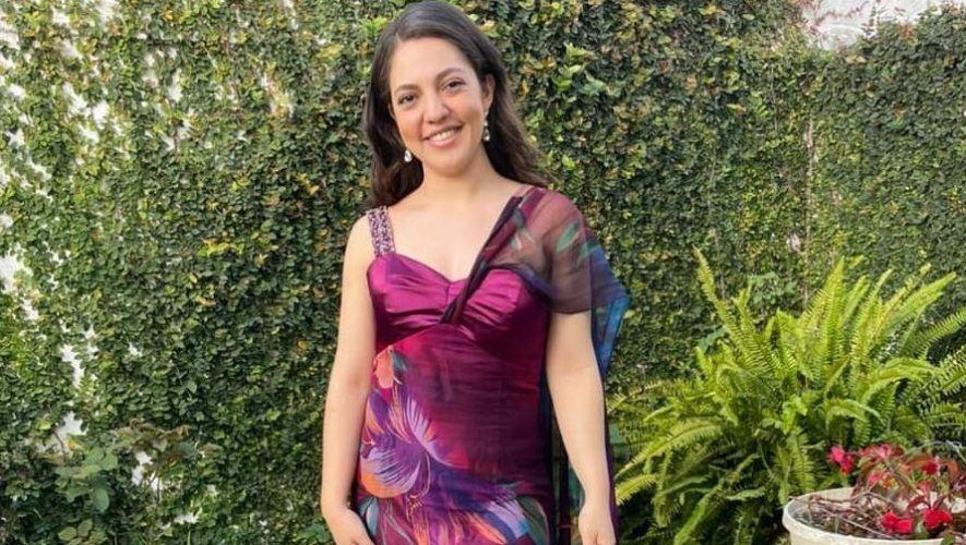 Nicole Franco, la primera guatemalteca en ser parte del coro mundial y de la Académie Baroque International