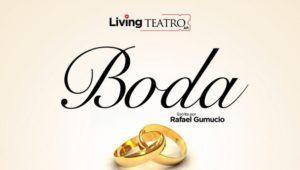 Boda: obra de teatro en línea, parte del Living Teatro  | Junio 2021