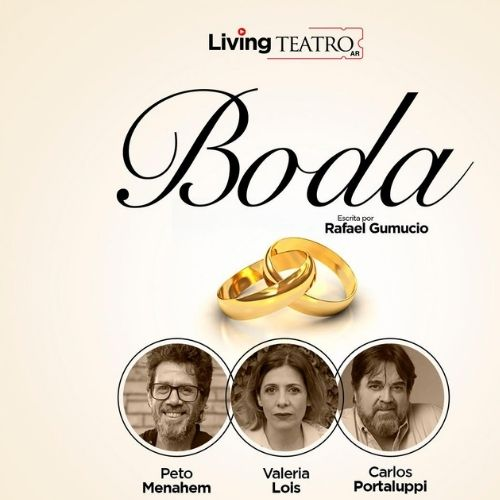 Obra de teatro Boda desde Argentina