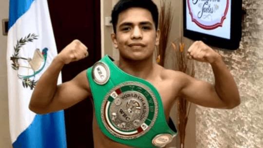 Pablo Macario tendrá su segunda defensa del título mundial juvenil plata del CMB en México