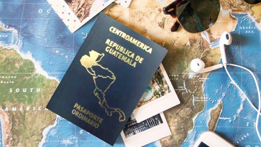 Pasaporte guatemalteco elegido entre los más poderosos del mundo, según Ranking Mundial 2021
