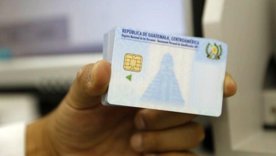 Renap anunció que el DPI será gratis para guatemaltecos mayores de 60 años