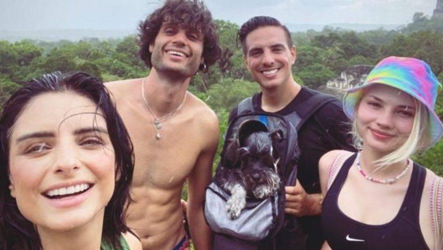 Resumen_ Así estuvo la visita de Aislinn y Vadhir Derbez a Guatemala, junio 2021
