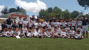 Summer Camp de la Juventus Academy Guatemala | Junio 2021