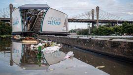 Organización The Ocean Cleanup implementará nuevo proyecto de limpieza en el Río Motagua