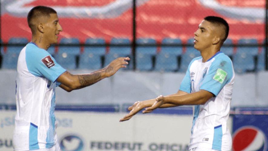 Transmisión en vivo del partido amistoso El Salvador vs. Guatemala, junio 2021