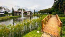 Villa Bokeh, la nueva hacienda de lujo con piscina para hospedarse cerca del centro de Antigua Guatemala