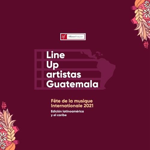 cantantes de guatemala concierto virtual de la Fiesta de la Música Internacional en Guatemala