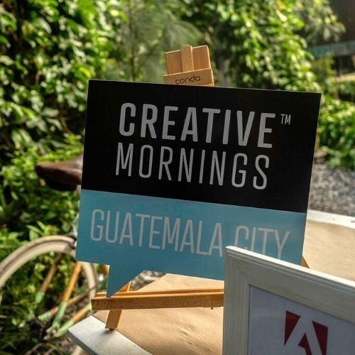 creative mornings guatemala