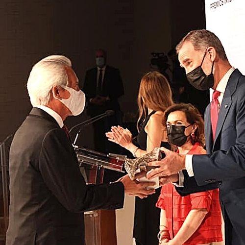 el periodico de Guatemala ganó premio en España