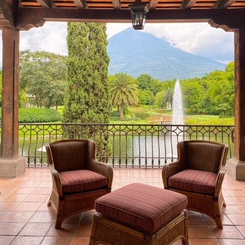 hotel de lujo antigua guatemala bokhe