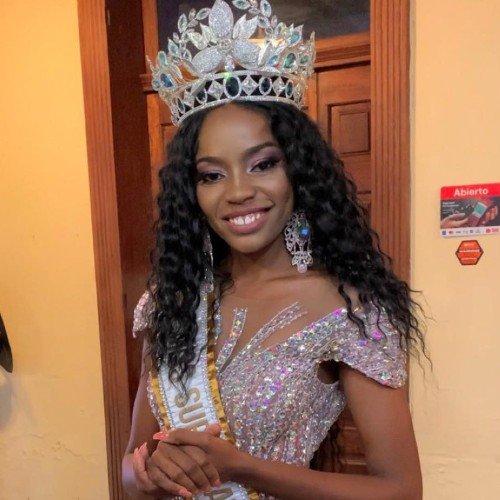 jansodin zuñiga Guatemalteca representará al país en Miss Supranational 2021