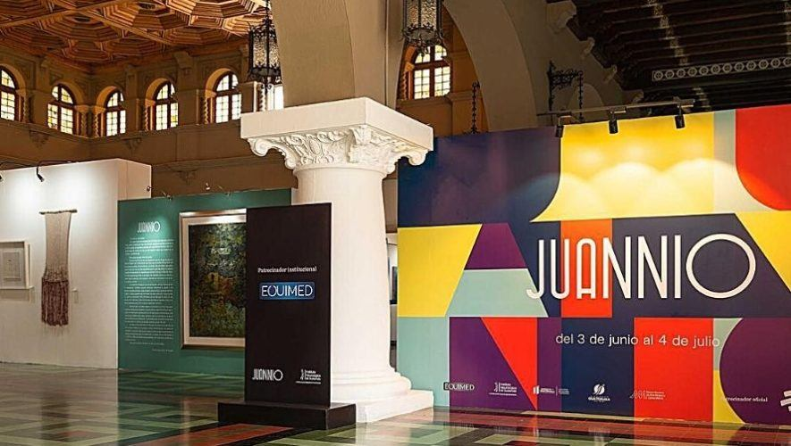 Juannio: Exposición y subasta de arte | Junio-Julio 2021