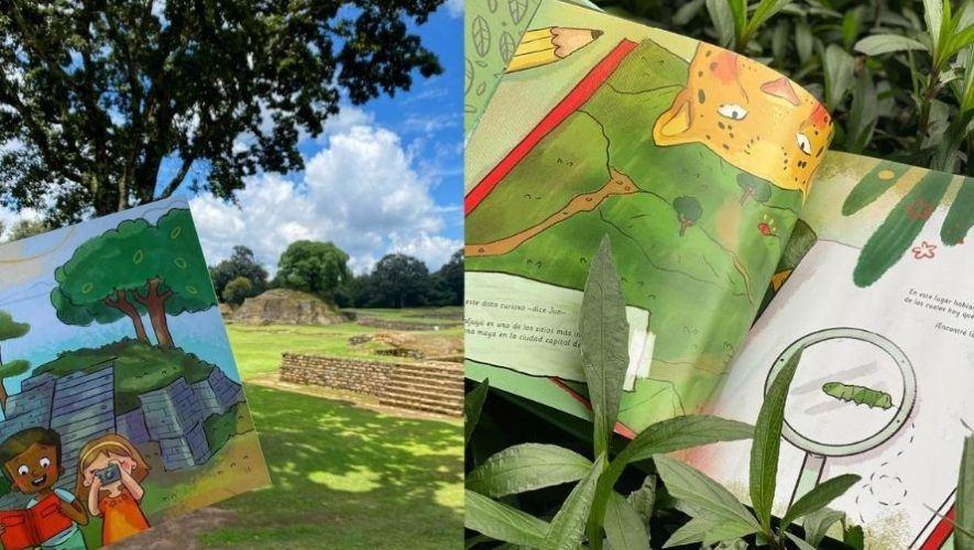 libro fundacion cambia una vida Guatemala libro infantil