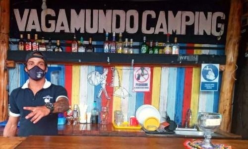 los panchos en vagamundo camping antigua guatemala 2021