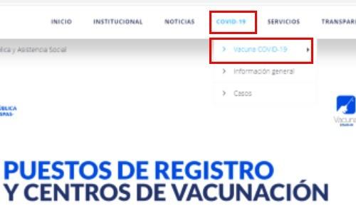 vacunación en Guatemala mspas