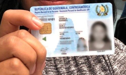 vencimiento dpi en guatemala
