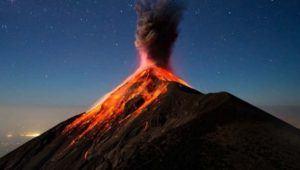 Ascenso nocturno al Volcán de Fuego, ruta Alotenango | Julio 2021