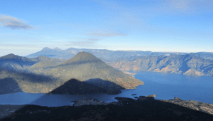 Ascenso nocturno al volcán Tolimán   Julio 2021