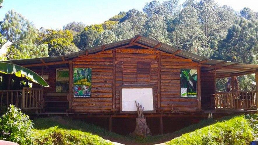Cascadas-de-Tatasirire cabañas y paseo con perros