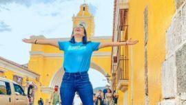 Entrevista: La guatemalteca Dovella hizo canción que conmemora el Bicentenario de Guatemala