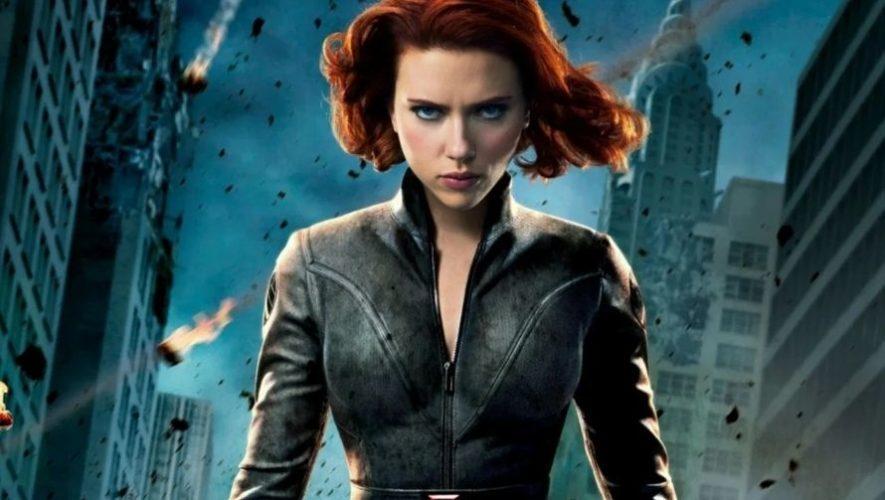Estreno de la película Black Widow en Guatemala   Julio 2021