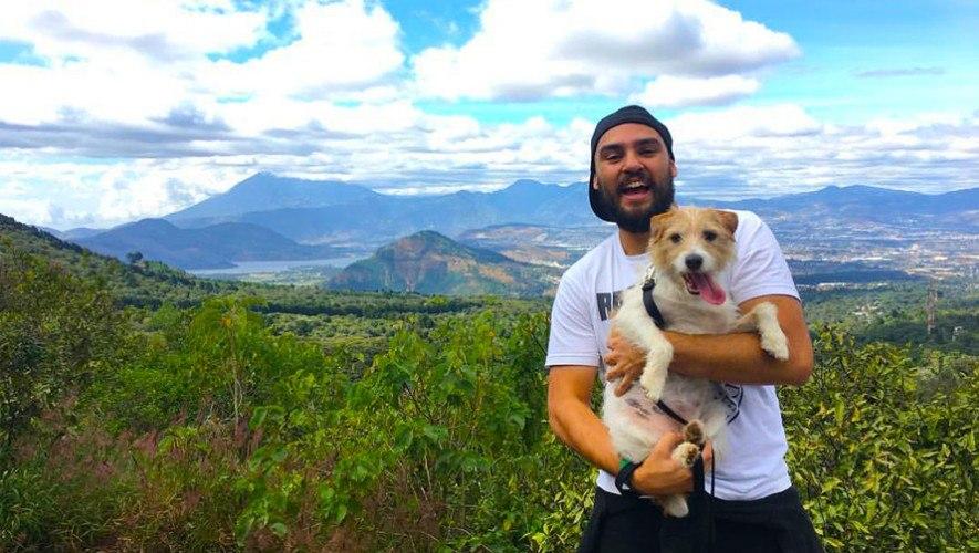 Green-Rush paseo con perros Guatemala