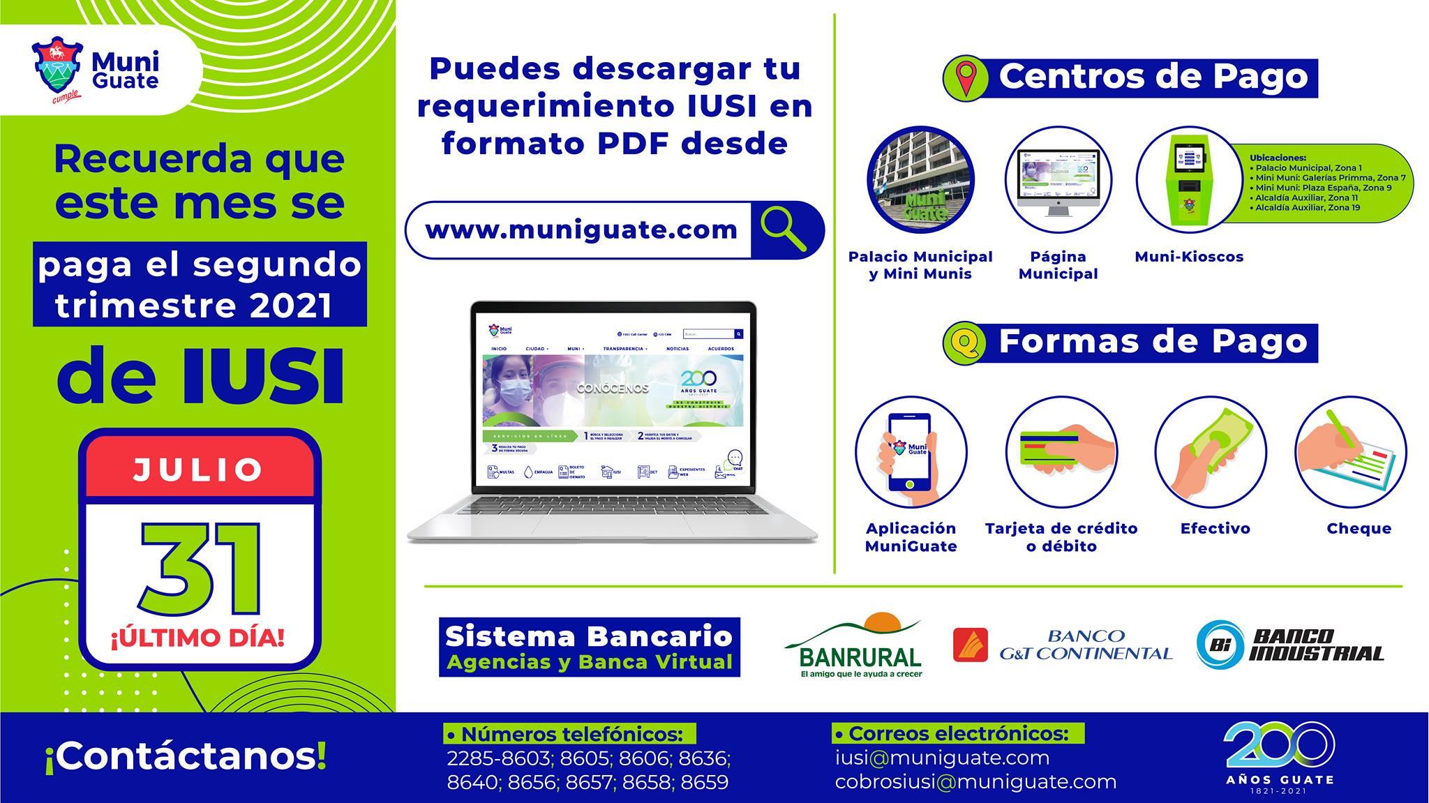 IUSI en Ciudad de Guatemala 2021