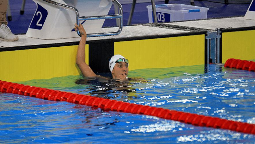 Juegos Olímpicos de Tokio: Fecha y hora del debut de Gabriela Santis en natación   Julio 2021