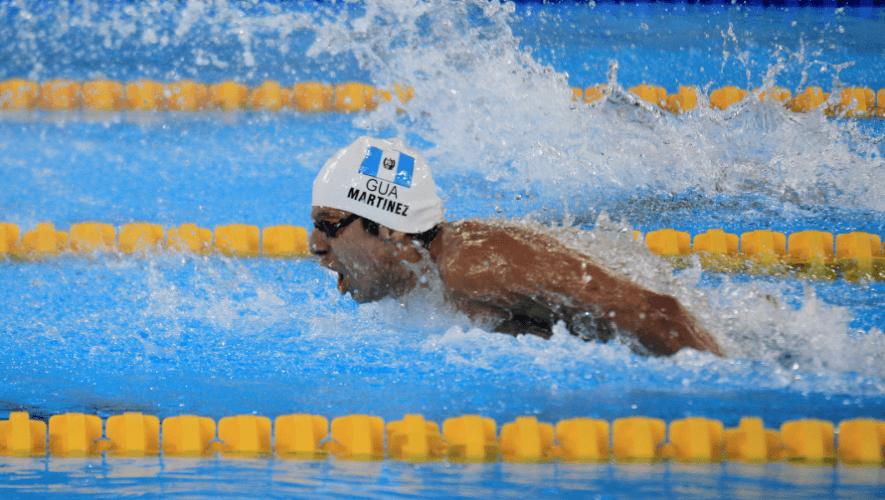 Juegos Olímpicos de Tokio: Fecha y hora en que compite Luis Martínez en natación   Julio 2021