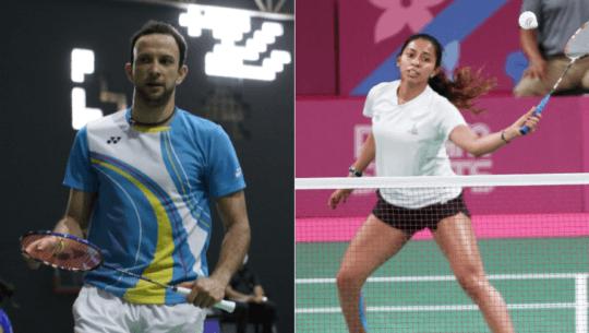 Kevin Cordón y Nikté Sotomayor conocieron a sus rivales para Juegos Olímpicos de Tokio 2020