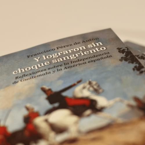 Libro Y lograron sin choque sangriento