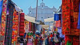 Los mercados más emblemáticos de Guatemala