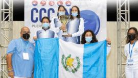 Medallas ganadas por Guatemala en el C.C.C.AN. de Puerto Rico 2021
